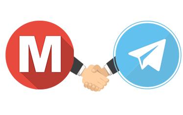 کانال تلگرام شرکت ام تیم راه اندازی شد