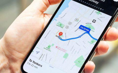 سرویس نقشه اپل مورد بازنگری اساسی قرار میگیرد